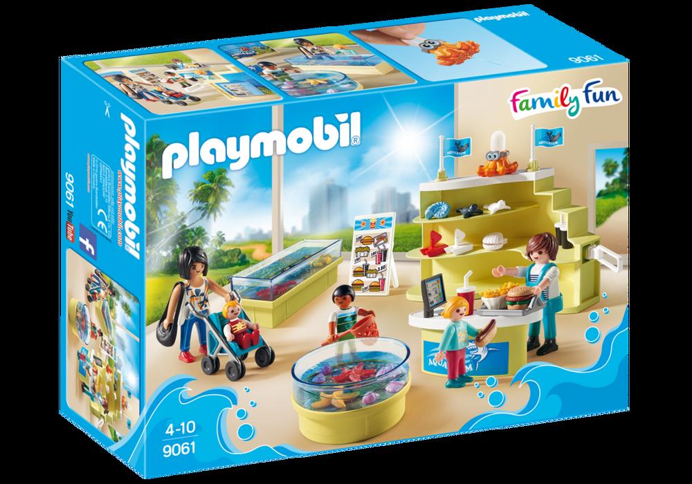 Playmobil FamilyFun (9061) Akvariebutik