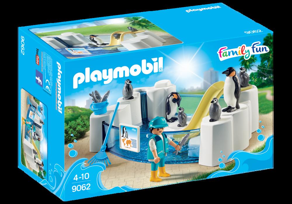 Playmobil FamilyFun (9062) Pingvingård