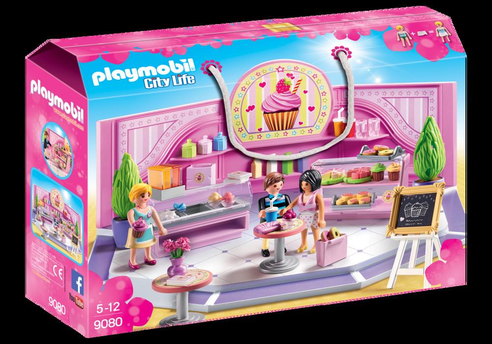 Playmobil City Life (9080) Muffinbutik