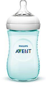Philips Avent Natural 260 ml Nappflaska - Blå