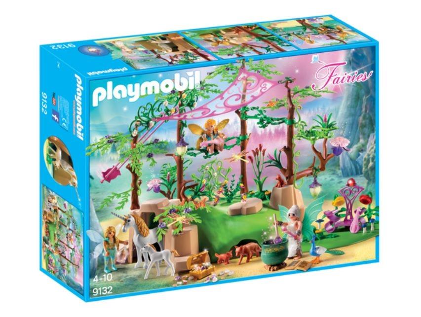 Playmobil Fairies (9132) Magisk Älvskog