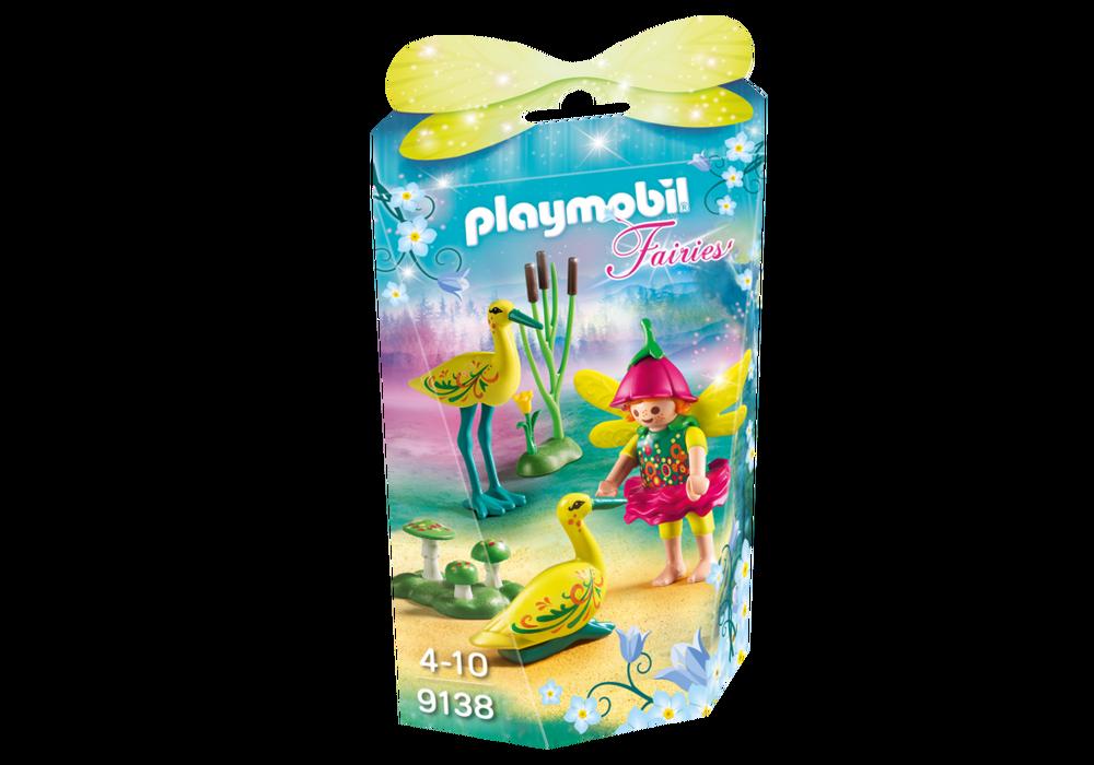 Playmobil Fairies (9138) Älvflicka med Storkar