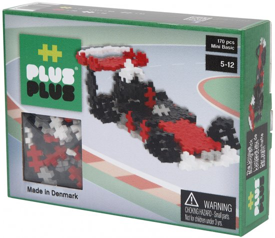 Plus Plus Byggklossar Mini Racerbil 170