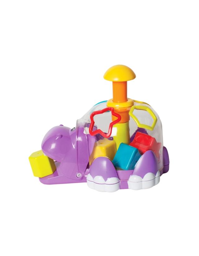 Playgro – Flodhest puttekasse - playgro, 4 stk. på lager fra pixizoo