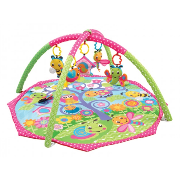 Playgro Bugs N Bloom Babygym