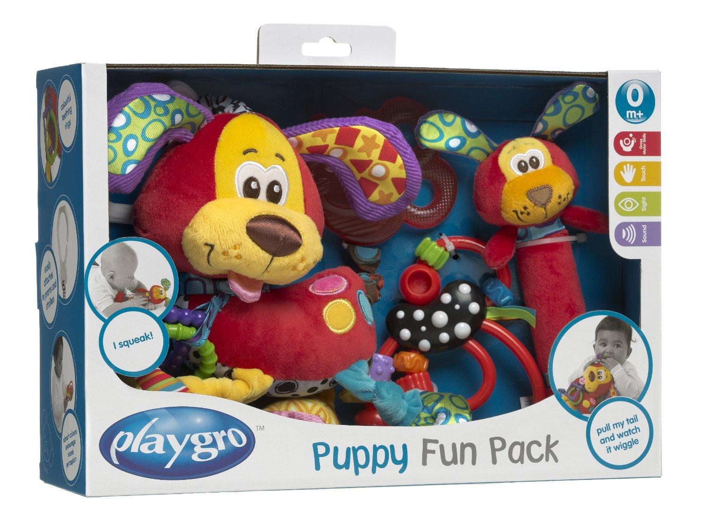 Playgro – Playgro gaveæske med hundehvalp, 2 stk. på lager fra pixizoo