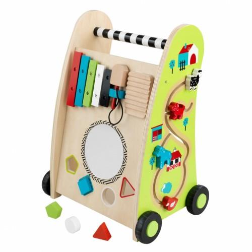 Kidkraft Push Along Aktivitetsvagn