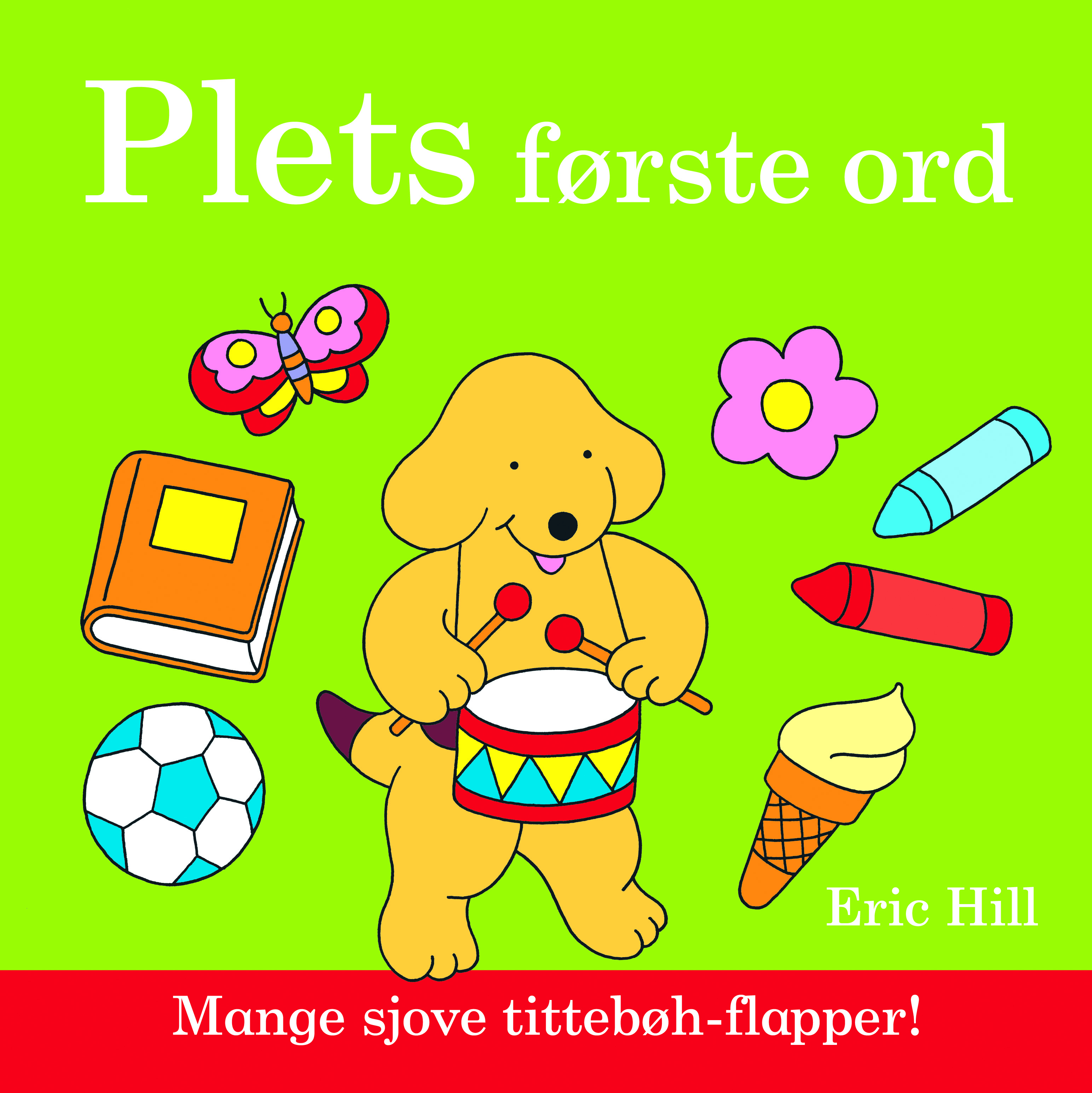Carlsen – Carlsen plets første ord bog, 6 stk. på lager på pixizoo