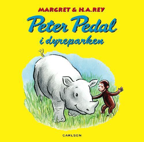 Carlsen peter pedal i dyreparken, +10 stk. på lager fra Carlsen fra pixizoo
