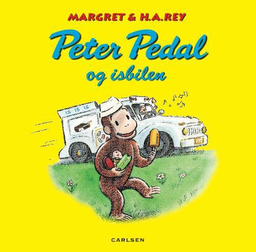 Carlsen – Carlsen peter pedal og isbilen, +10 stk. på lager fra pixizoo