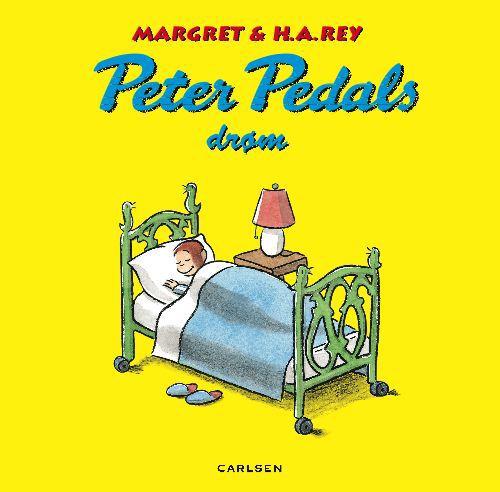 Carlsen peter pedals drøm, +10 stk. på lager fra Carlsen fra pixizoo