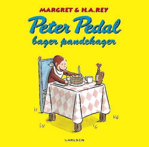 Carlsen Carlsen peter pedal bager pandekager, +10 stk. på lager på pixizoo
