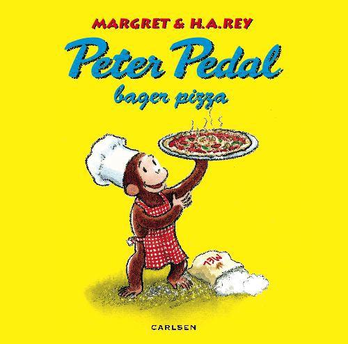 Carlsen Carlsen peter pedal bager pizza, +10 stk. på lager fra pixizoo