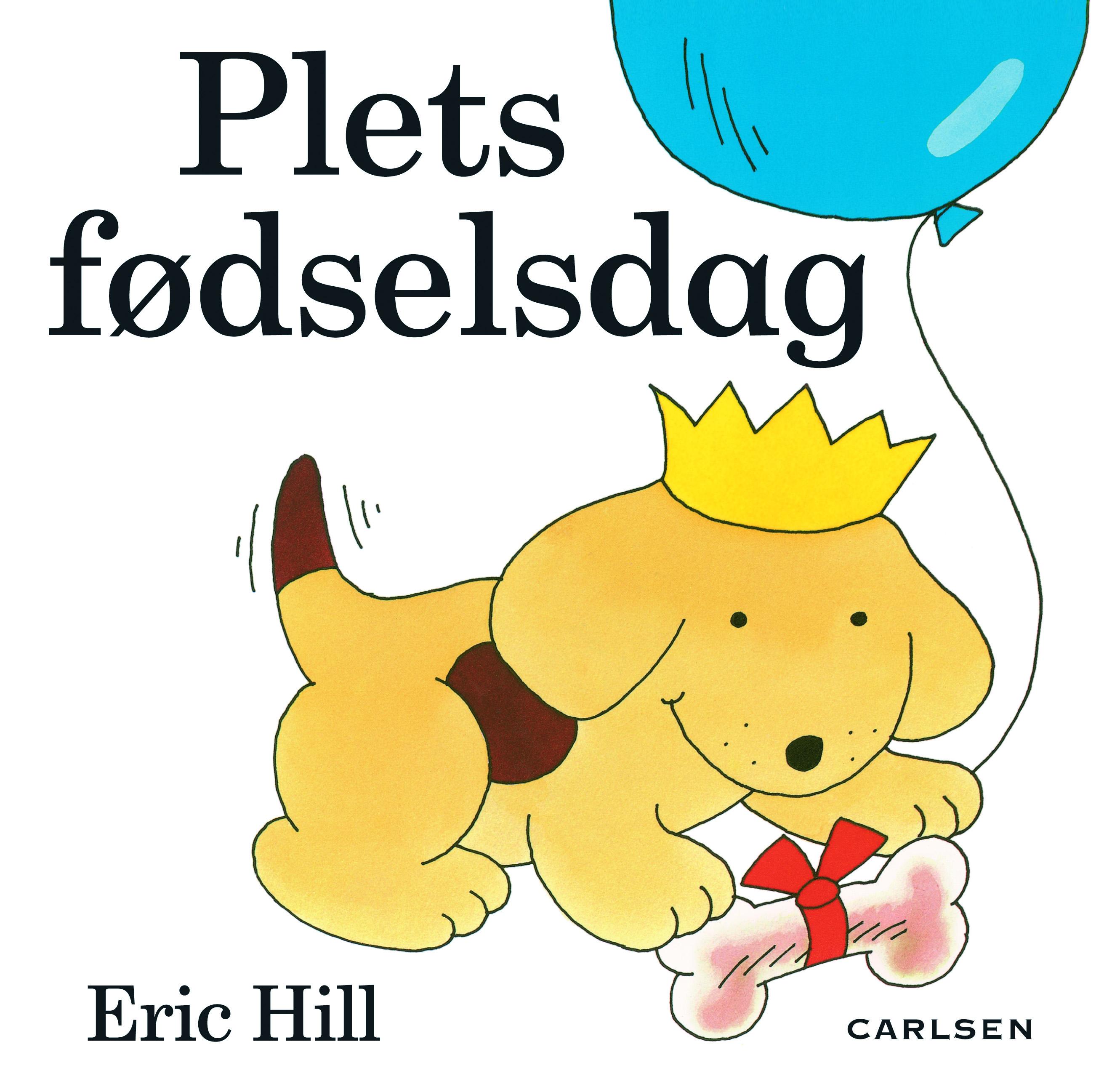 Carlsen plets fødselsdag, 6 stk. på lager fra Carlsen fra pixizoo