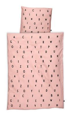 Design Letters Baby Bäddset - Rosa