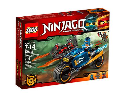LEGO Ninjago (70622) Ökenblixten