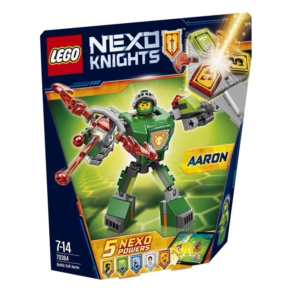 LEGO Nexo Knights (70364) Aaron i Stridsrustning