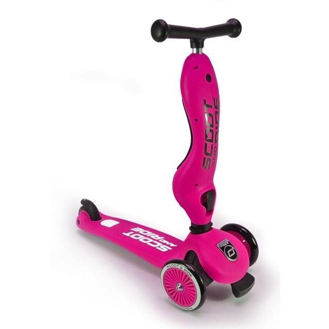 Highwaykick – Highwaykick 1 løbehjul/løbecykel - pink, 2 stk. på lager på pixizoo