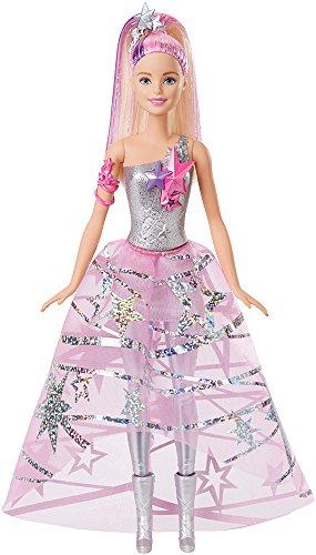 Barbie star light adventure dukke, 3 stk. på lager fra Barbie fra pixizoo