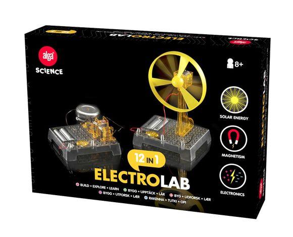 Alga Alga science 12-i-1 electro lab, 3 stk. på lager fra pixizoo