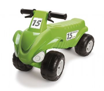 Dantoy Fyrhjuling - Grön
