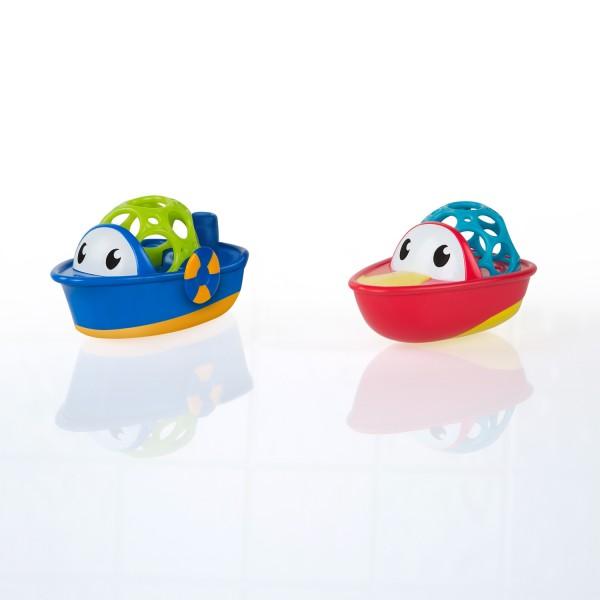 Oball grabn splash boats badelegetøj, 2 stk. på lager fra Oball på pixizoo