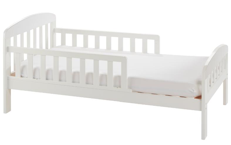Baby dan – Baby dan alfred juniorseng - hvid, 1 stk. på lager fra pixizoo