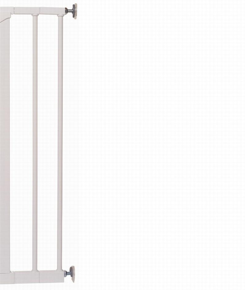 Baby dan Baby dan extend-a-gate, hvid (2-pak), 3 stk. på lager på pixizoo