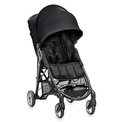 Baby jogger – Baby jogger city mini zip - black, +10 stk. på lager fra pixizoo