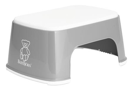 Babybjã–rn – Babybjörn skammel - grå, +10 stk. på lager på pixizoo