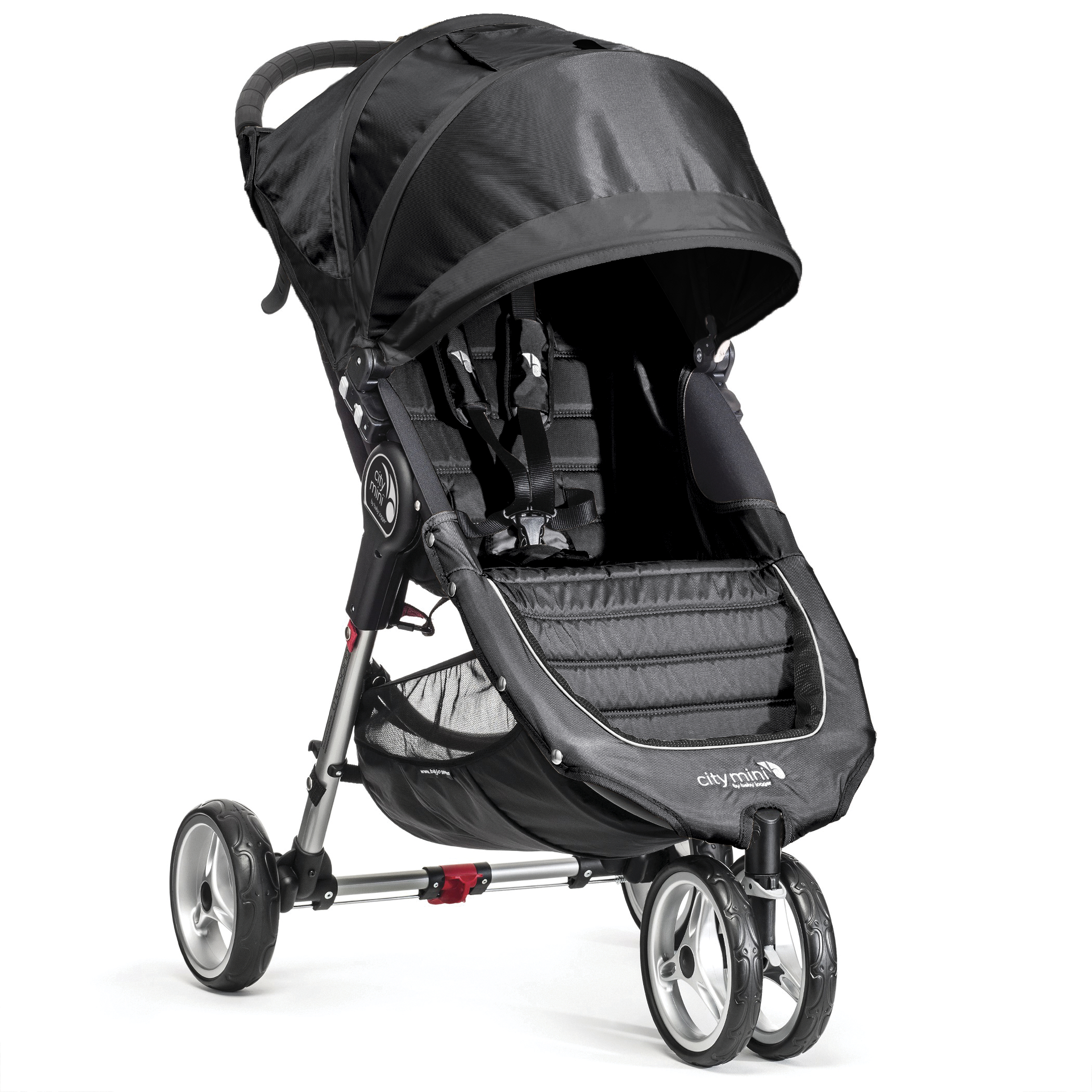 Baby jogger Baby jogger city mini - charcoal/denim, 5 stk. på lager fra pixizoo