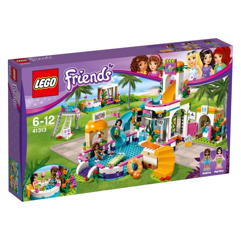 LEGO Friends (41313) Heartlakes Sommarpool