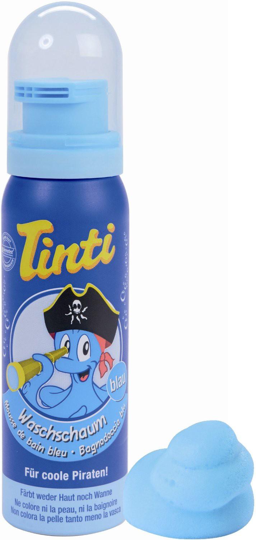 Tinti Skumtvål - Blå