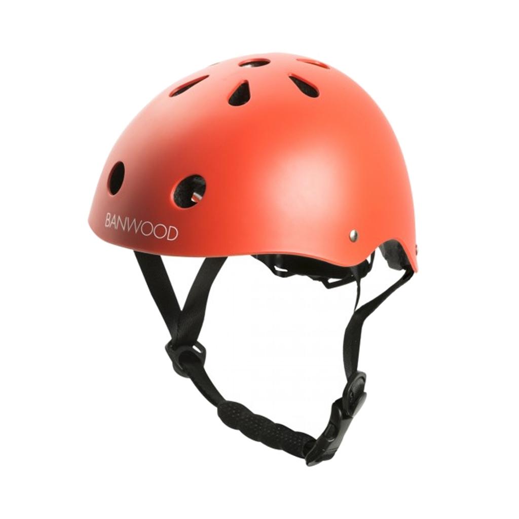 Banwood Cykelhjälm - Red