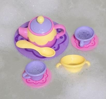 Little Tikes Bath Time Tea Badleksak