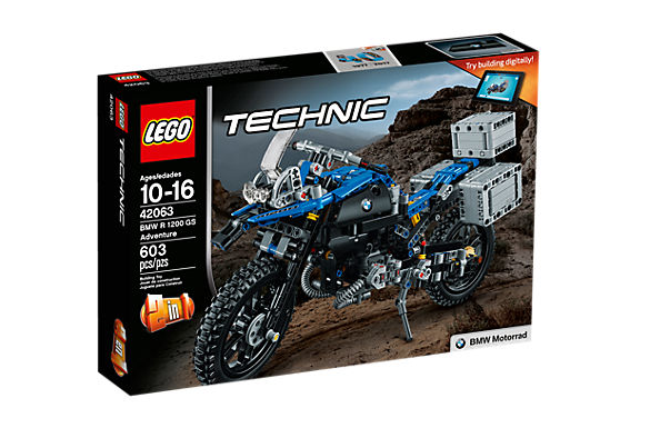 LEGO Technic (42063) BMW R 1200 GS Adventure