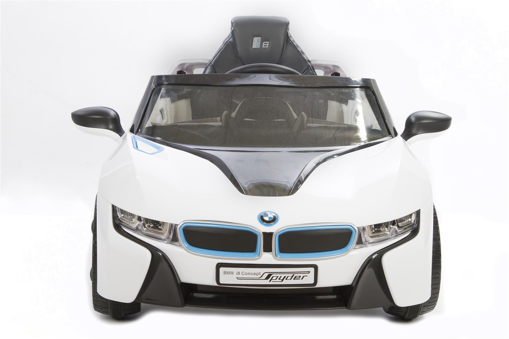 Ride Ons BMW I8 Concept Elbil - Vit