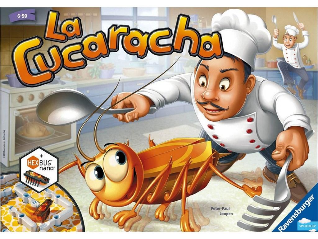 Ravensburger – Ravensburger - la cucaracha spil, 1 stk. på lager på pixizoo