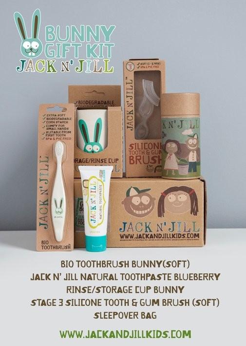 Jack n jill – Jack n jill - bunny gavesæt, 3 stk. på lager på pixizoo