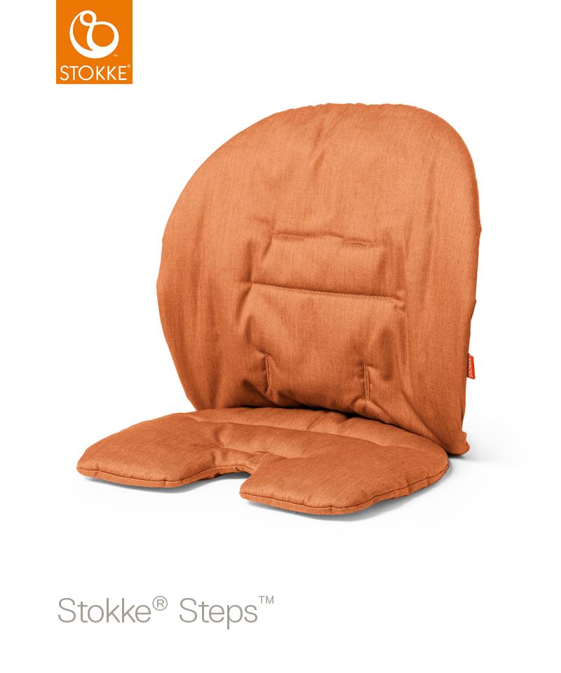 Stokke Steps Matstolsdyna - Orange