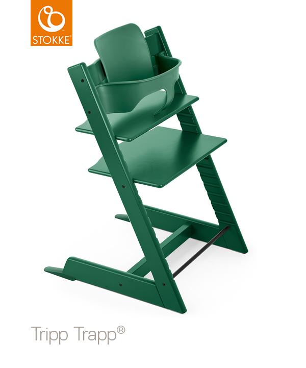 Stokke Tripp Trapp Babyset - Grön