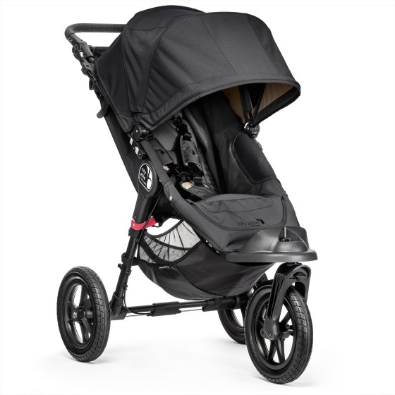 Baby Jogger City Elite Single - Sort