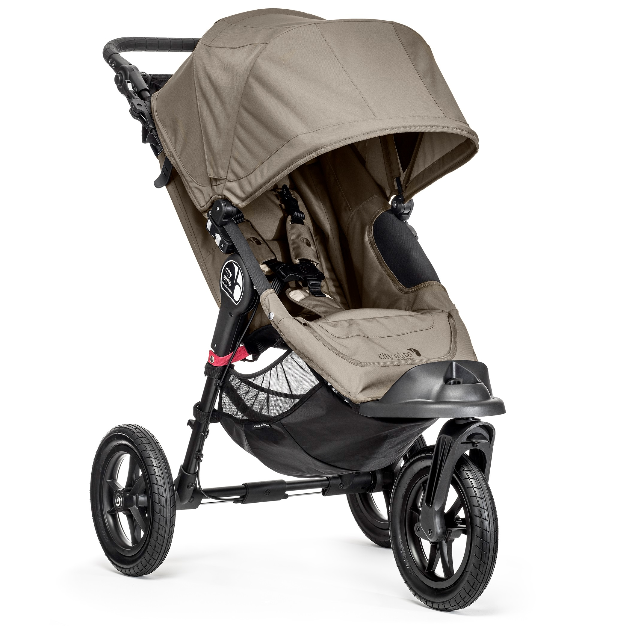 Baby Jogger City Elite Single - Sand