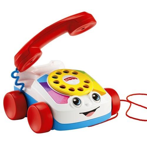 Fisher price Fisher price klassisk telefon, 5 stk. på lager på pixizoo