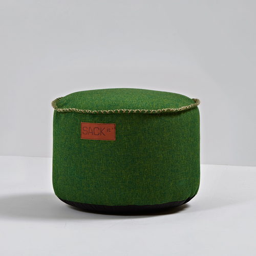 SACKit RETROit Cobana Sittpuff - Grön