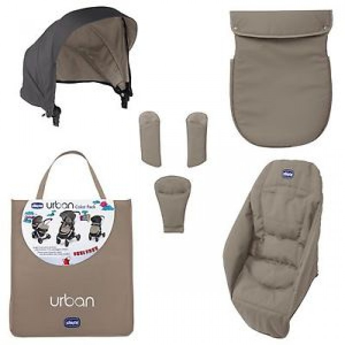 Chicco Urban Textilpaket Colourpack - Beige