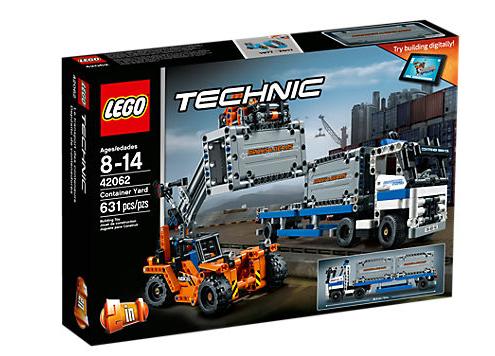 LEGO Technic (42062) Containertransport