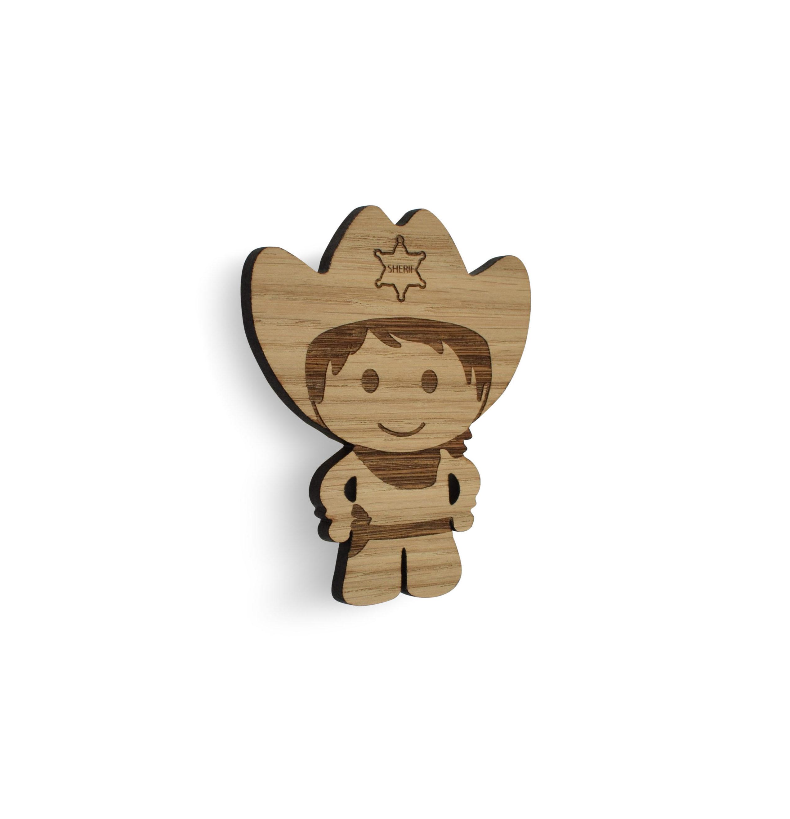 Maseliving Cowboy Krok - Natur