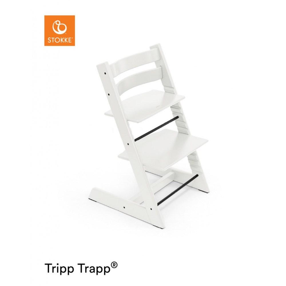 Tripp Trapp Stol hvid