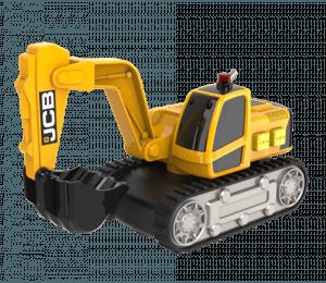 JCB - Small LS Excavator Legetøjsbil